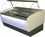 Витрина для мороженого Вилия ICE 120 (глянцевые боковины)