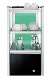 Подставка для чашек узкая + холодильник для молока WMF 03.9021.5011