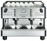 Профессиональная кофемашина Saeco Gaggia LC/D 2GR. Double SteamV400/50 BLK Low Cost