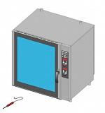 Печь конвекционная Tecnoinox GFP08DS