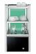 Подставка для чашек узкая+ холодильник для молока WMF 03.9021.5021