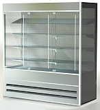 Горка холодильная Премьер ВСУП1-1,90ТУ/ЯЛТА-2,5 (-2…+4) нержавеющая сталь