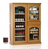 Винный шкаф IP Industrie CEX 2503 LNU (цвет - орех)