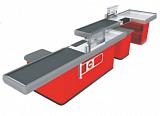 Расчетный стол Golfstream Оресса-Л/П-ТШ9-НУ-0