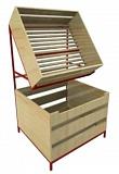 Стеллаж для хлеба Фабрика Авторской мебели М1 125