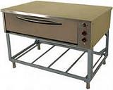 Шкаф жарочно-пекарский односекционный ТУЛАТОРГТЕХНИКА ЭШП-1с(у) (оцинкованная сталь)