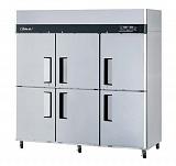 Шкаф комбинированный холодильный/морозильный Turbo air KRF65-6