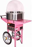 Аппарат для приготовления сахарной ваты STARFOOD ( диам.520 мм)