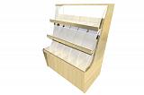 Стеллаж для конфет Фабрика Авторской мебели Фружеле 100В (6,7,8,9 ячеек) 3 яруса