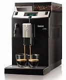 Профессиональная кофемашина Saeco Lirika black