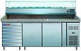 Стол для пиццы Cooleq PZ2610TN-VRX380