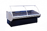 Морозильная витрина Cryspi Magnum F 2500 Д с боковинами