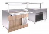 Прилавок холодильный Челябторгтехника Refettorio RC11A