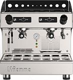 Профессиональная кофемашина Fiamma Caravel 2 Compact TC (2 высок. группы, полуавтомат)