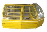 Нейтральная витрина ЭлКа «Вена» угловая 45 градусов