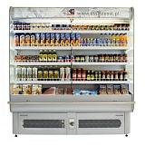 Горка холодильная гастрономическая Es System K RCS 04 Scorpion 1,875