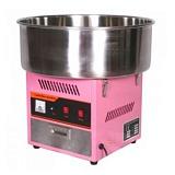 Аппарат для приготовления сахарной ваты Ecolun (диам. 520 мм), розовый