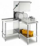 Купольная посудомоечная машина Elframo C34 DGT