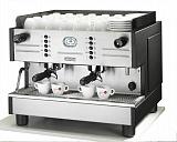 Профессиональная кофемашина Saeco Gaggia LC/D 2GR.V400/50 BLK Low Cost