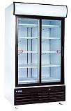 Холодильный шкаф Ugur S 1000 DIKL (стекл. двери-купе)