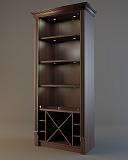 Шкаф для элитного алкоголя Евромаркет LD 004