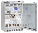 Холодильный шкаф фармацевтический Pozis ХФ-140-1 тонированное стекло