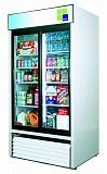 Холодильный шкаф со стеклянной дверью Turbo air FRS-1000R