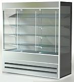Горка холодильная Премьер ВВУП1-1,90ТУ/ЯЛТА-2,5/ фрукт нержавеющая сталь