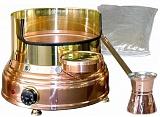 Аппарат для кофе на песке Johny AK/8-1