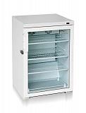 Холодильный шкаф - витрина Бирюса 154EKSNZ с замком