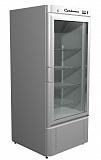 Морозильный шкаф Полюс Carboma F700 С (стекло)
