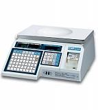 Весы торговые с печатью этикеток Cas LP-06 (1.6)