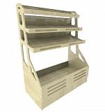 Стеллаж для хлеба Фабрика Авторской мебели Тулон
