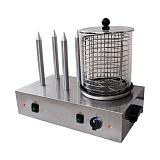 Аппарат для приготовления хот-догов Master Lee HD-TW
