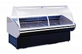 Морозильная витрина Cryspi Magnum F 1250 Д с боковинами