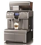 Профессиональная кофемашина Saeco Aulika Top Silver