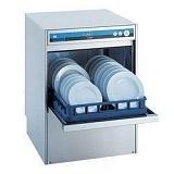 Фронтальная посудомоечная машина Meiko Ecostar 530f на подставке