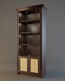 Шкаф для элитного алкоголя Евромаркет LD 001
