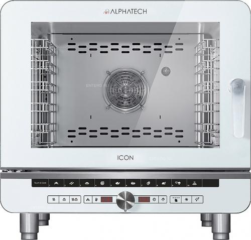 Удобный пароконвектомат Alphatech Icon ICET051