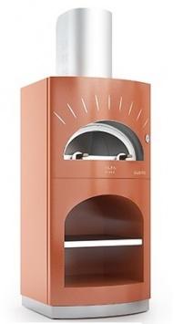 Печь для настоящей итальянской пиццы - твердотопливная Alfa Pizza Gusto